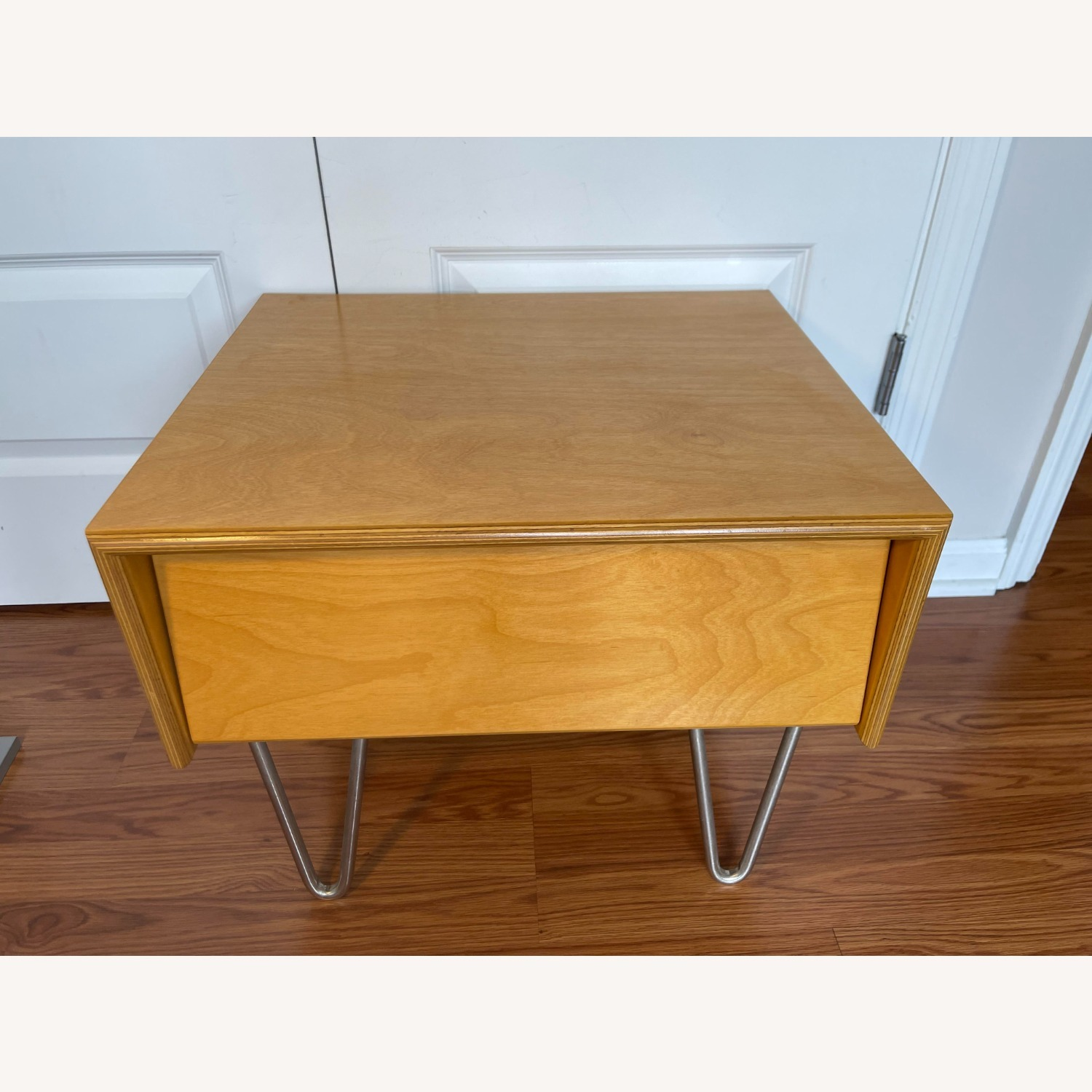 2x Modernica Case Study Nightstand Classic Stain - image-2