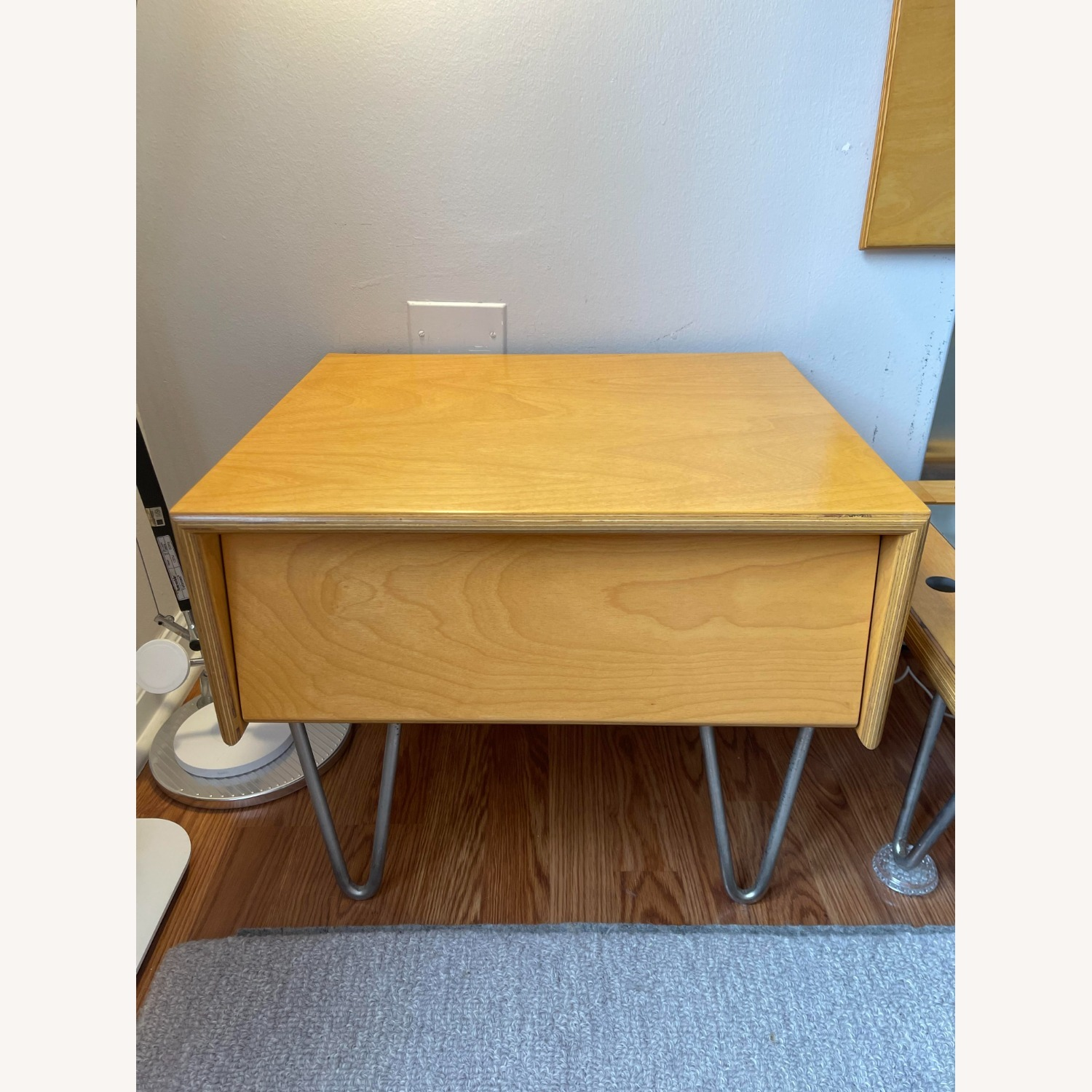 2x Modernica Case Study Nightstand Classic Stain - image-3