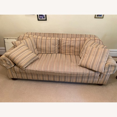Used Stickley Brothers Furniture Well Made Designer Couch for sale on AptDeco