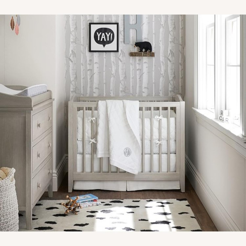 Pottery Barn Kids Emerson Mini Crib - image-5