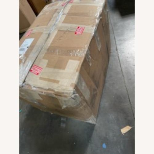 Used Inside Weather Custom Milo Sectional in Ash for sale on AptDeco