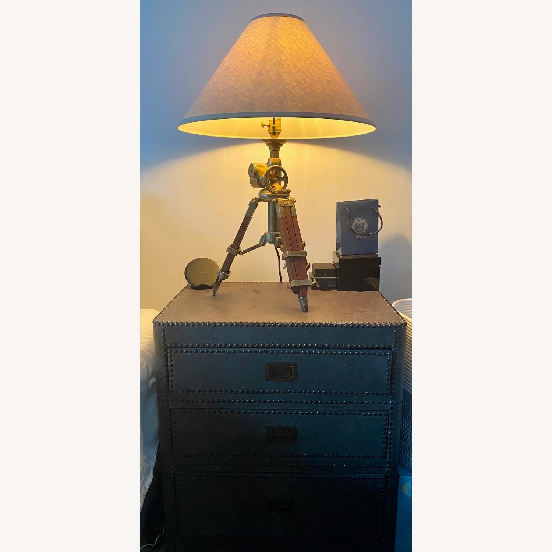 Restoration Hardware Tripod Table Lamps - image-4
