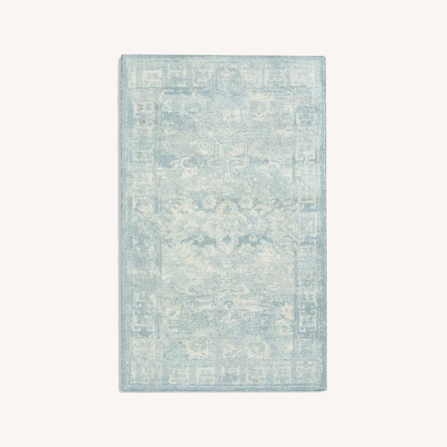 Pottery Barn Gabrielle Handtufted Wool Rug , 3 x 5 - image-0