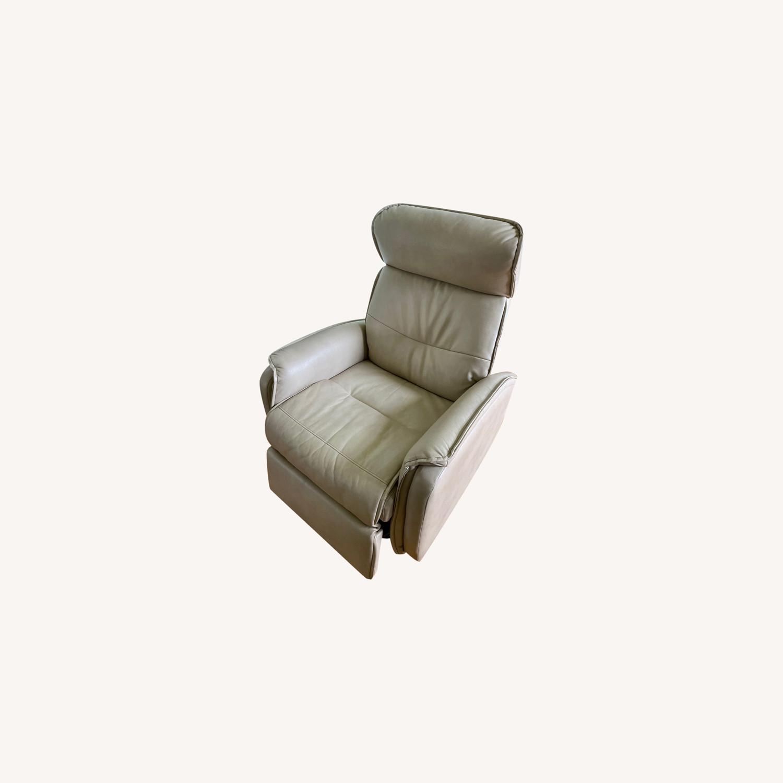 Single Reclining Chair - image-0