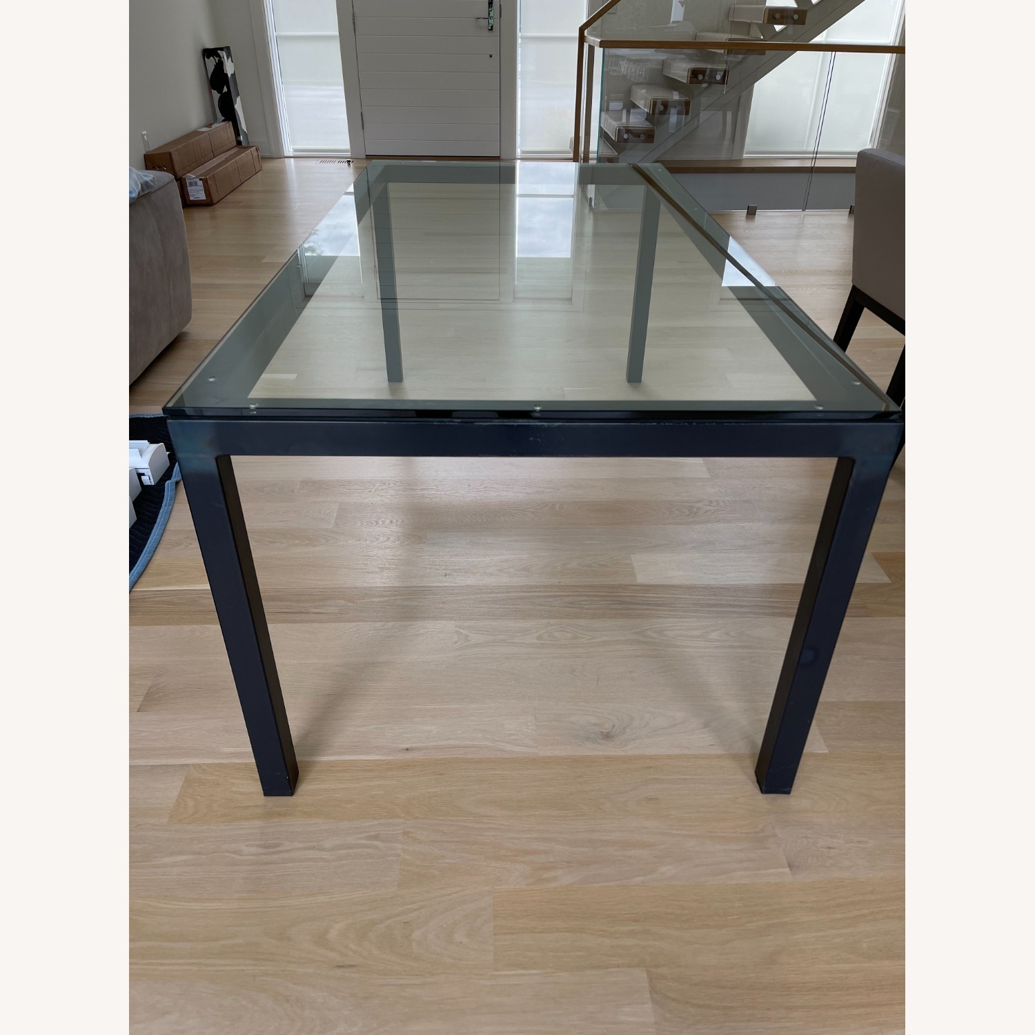 Room & Board Modern Parsons Kitchen Table - image-0