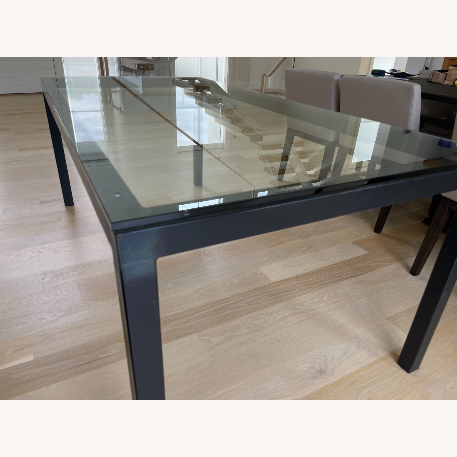 Room & Board Modern Parsons Kitchen Table - image-1