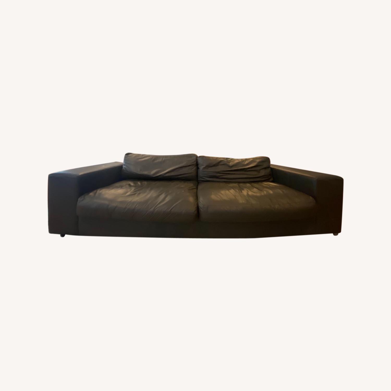 BoConcept Terni Leather Sofa - image-0