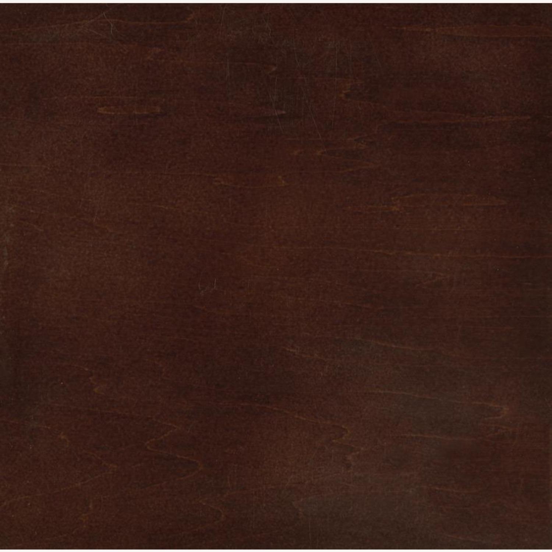 Cedar Chest In Deep Tobacco Finish W/ Ornate Trim - image-1