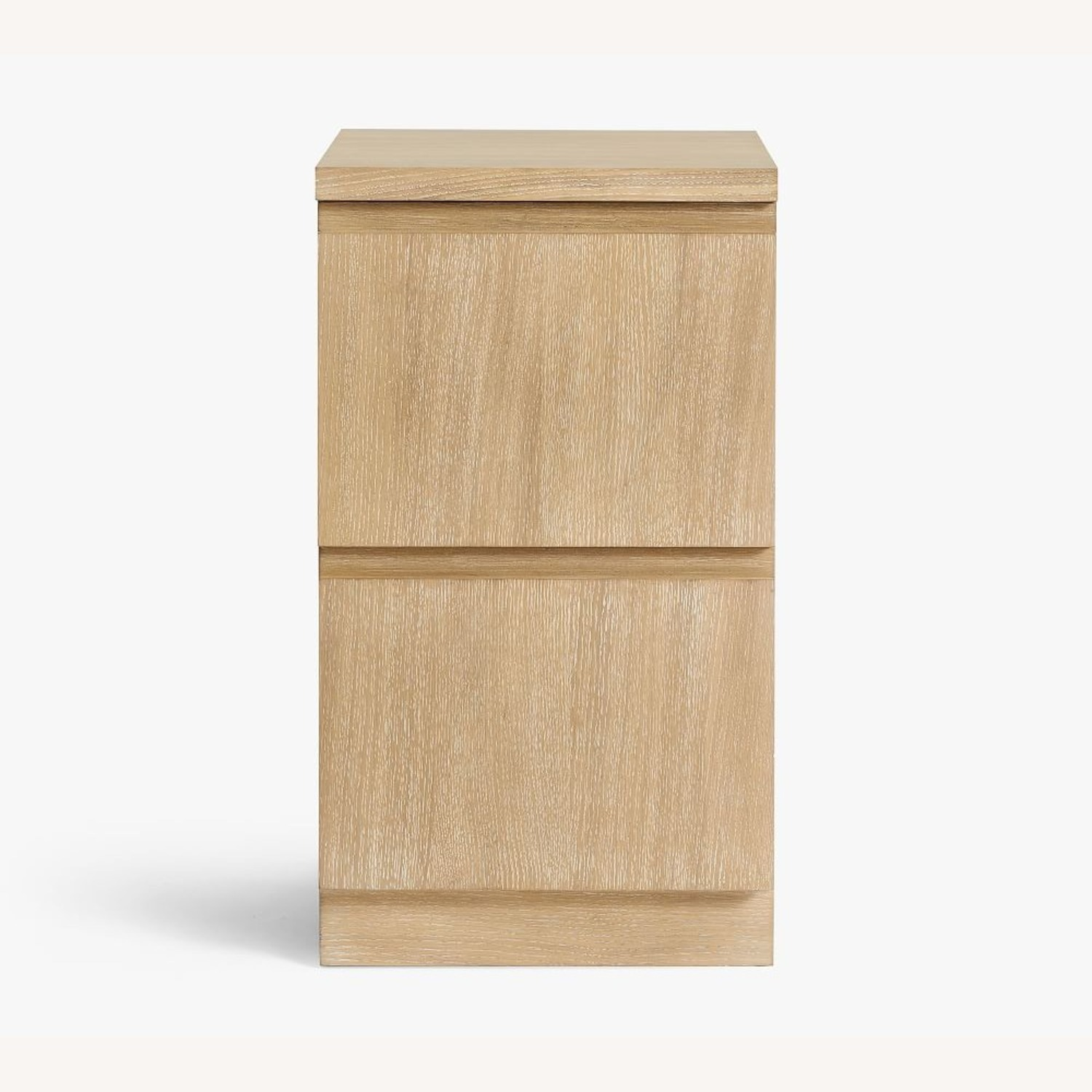 """Pottery Barn Pacific 17"""" 2-Drawer Vertical File - image-1"""