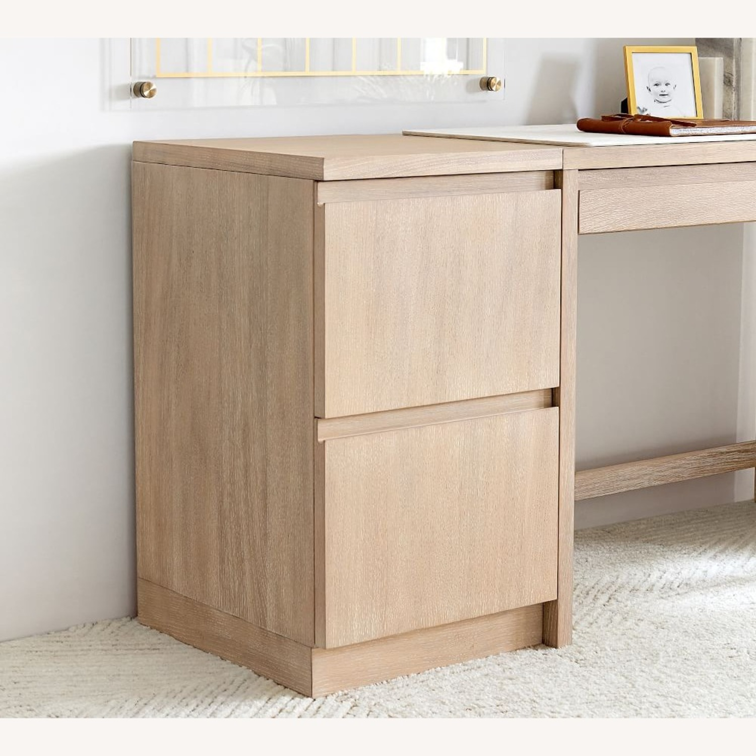 """Pottery Barn Pacific 17"""" 2-Drawer Vertical File - image-2"""