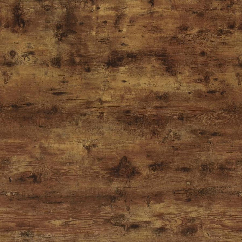 Accent C-Table In Antique Nutmeg & Black Finish - image-1