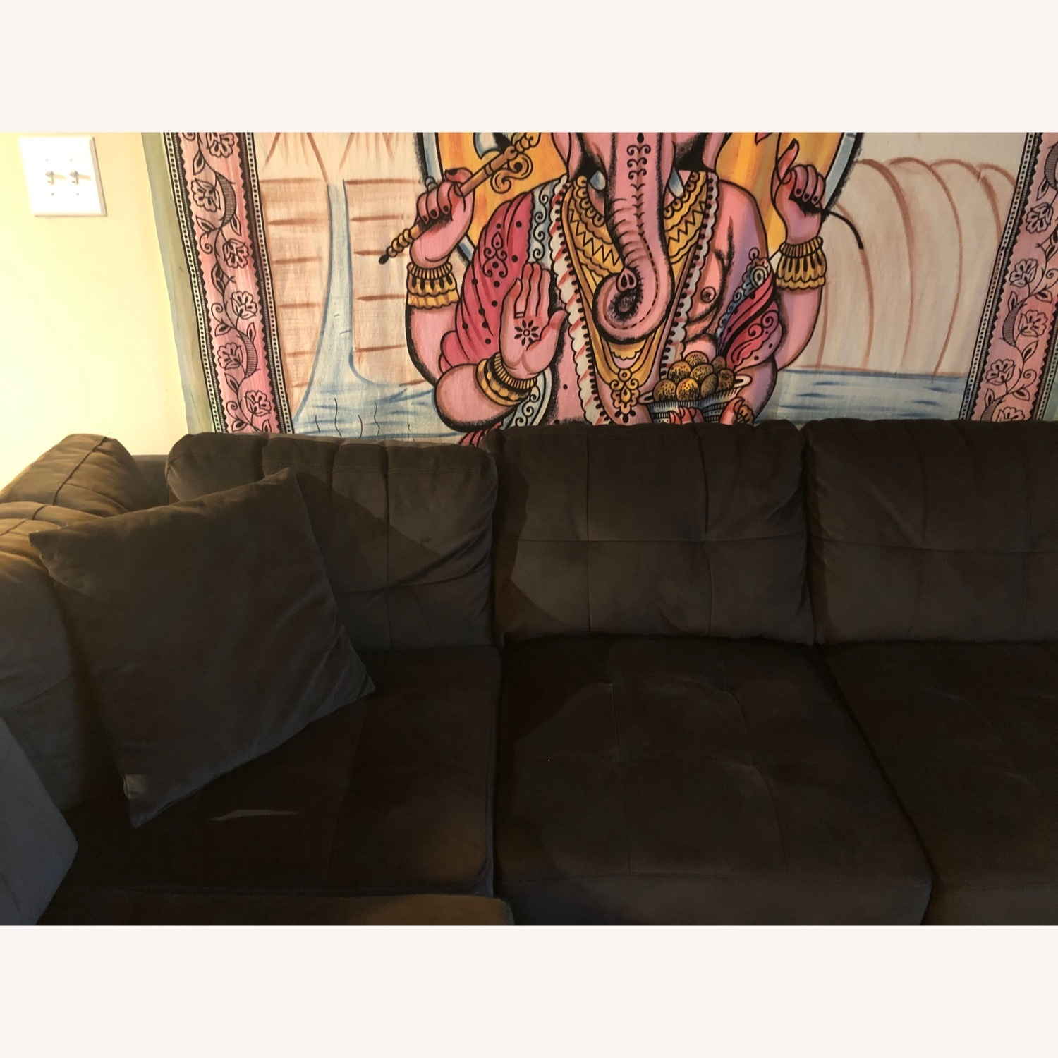 Wayfair 2 Piece Sectional Couch - image-3