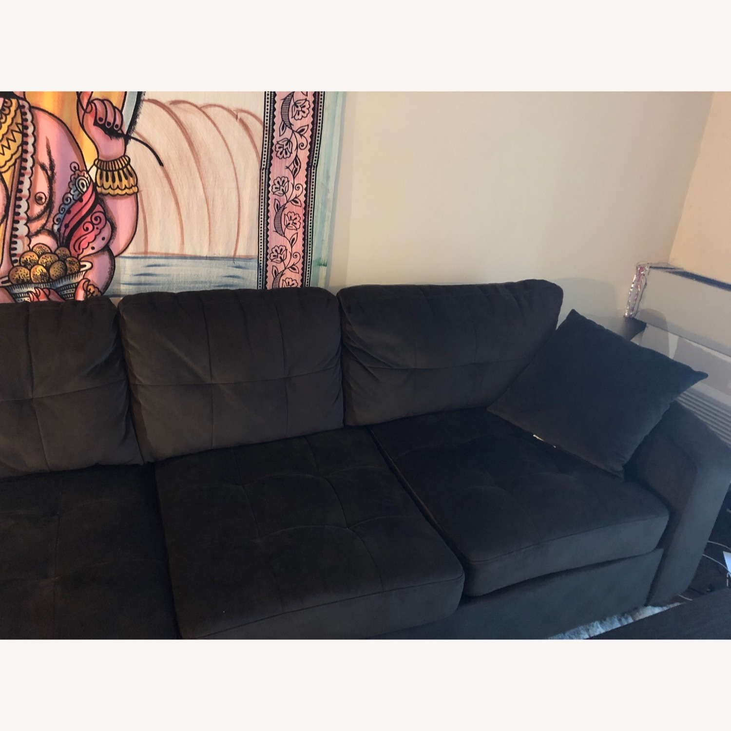 Wayfair 2 Piece Sectional Couch - image-4