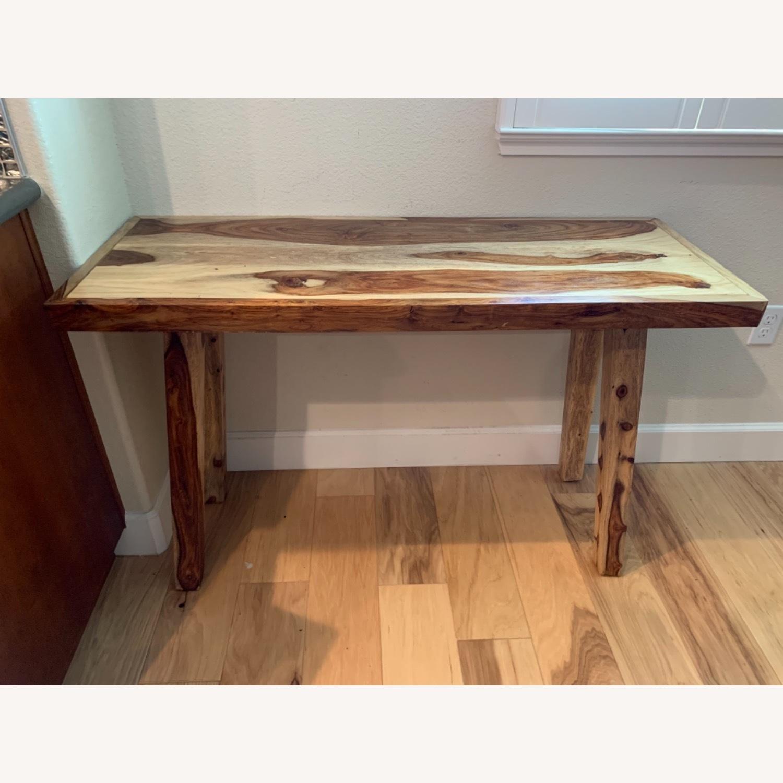 Wood Console - image-2
