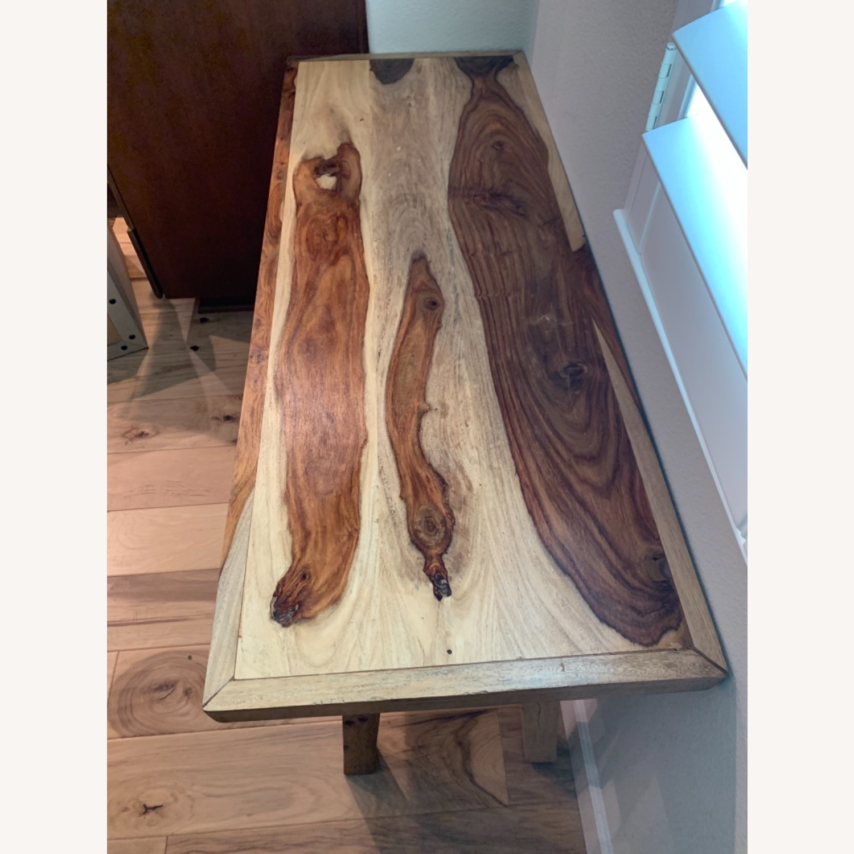 Wood Console - image-1