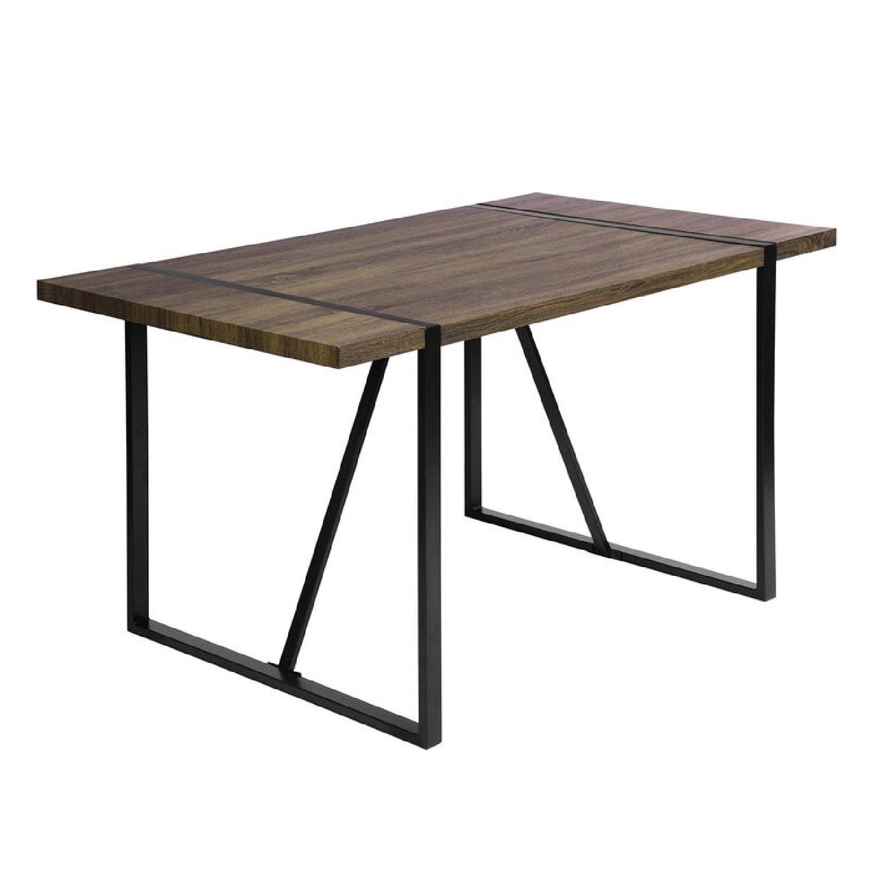 Wayfair Hughes 55.1'' Dining Table - image-5