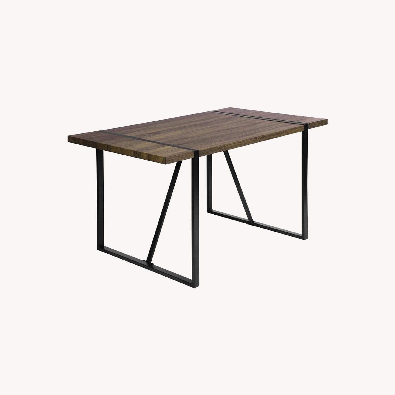 Wayfair Hughes 55.1'' Dining Table - image-0
