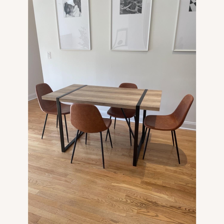 Wayfair Hughes 55.1'' Dining Table - image-2