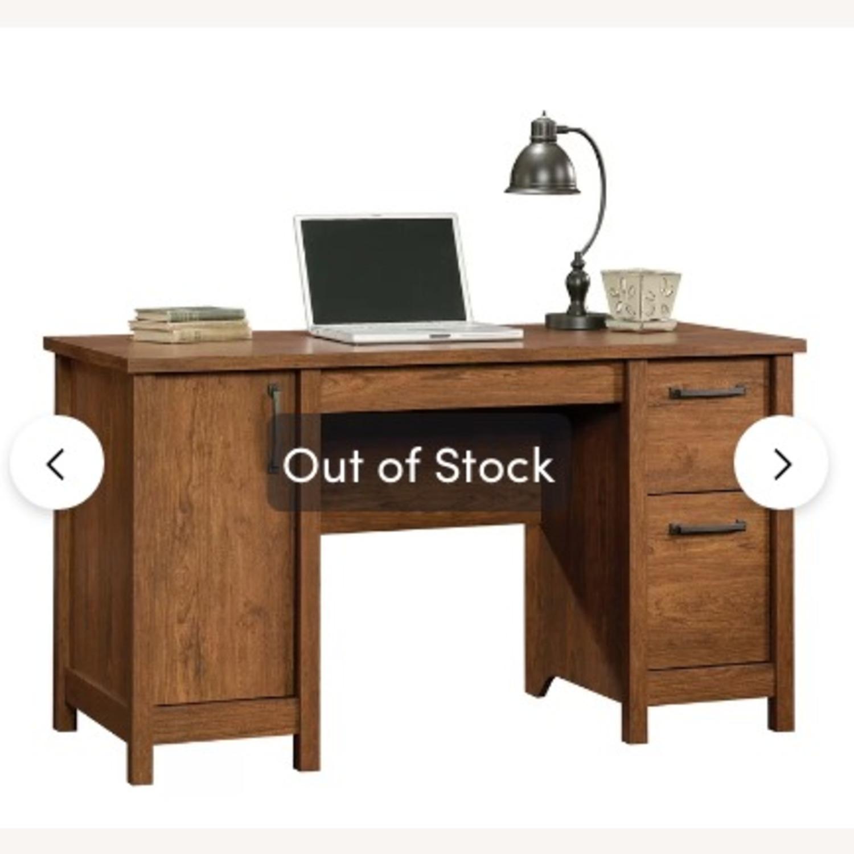 Wayfair Comfortable Wood Desk with Drawers - image-2