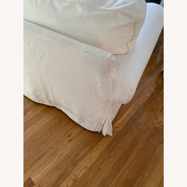 IKEA Uppland Chair and Slipcover - image-5