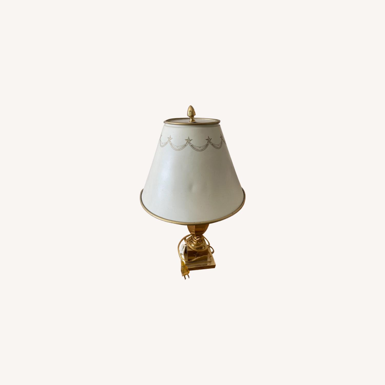 Gold Lamp - image-0