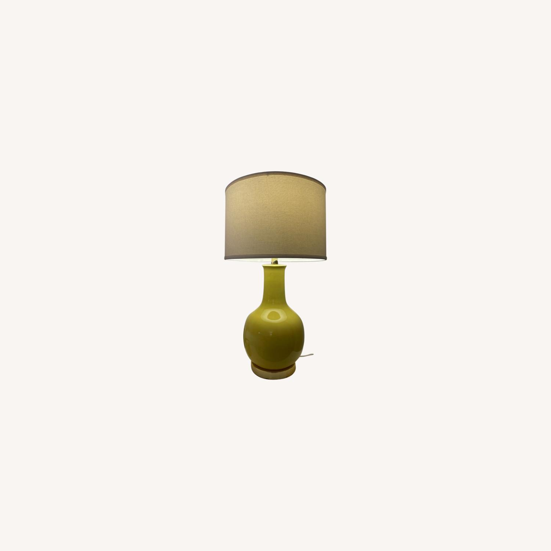 Safavieh Yellow Table Lamp - image-0