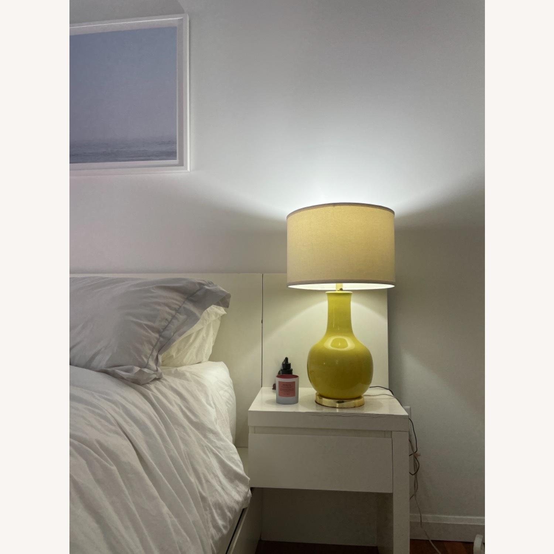 Safavieh Yellow Table Lamp - image-3