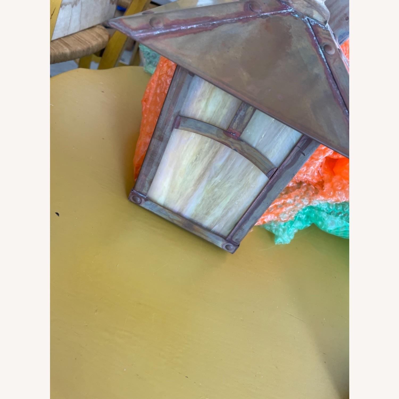 Vintage-look Wall Lantern - image-3