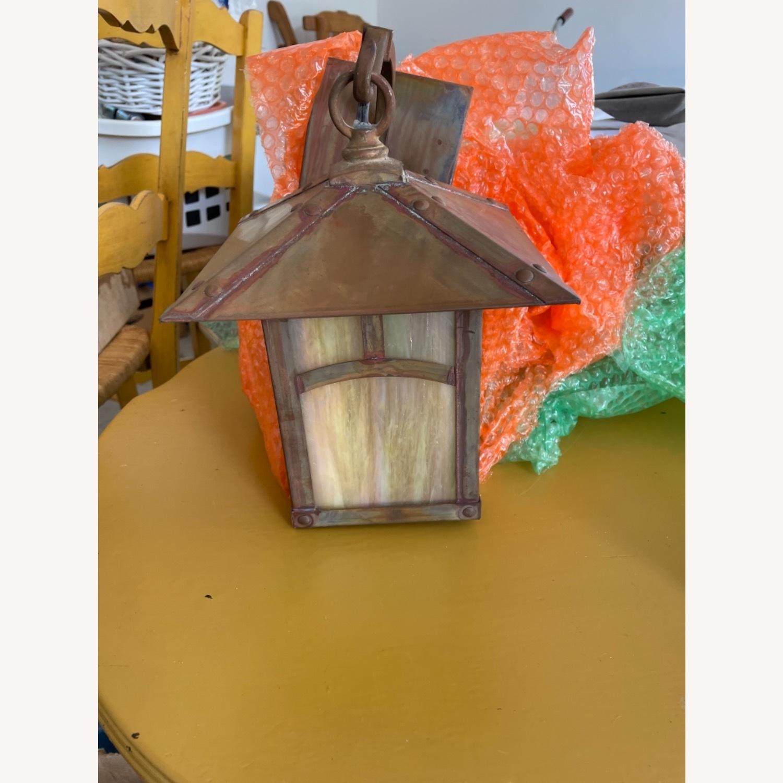 Vintage-look Wall Lantern - image-1