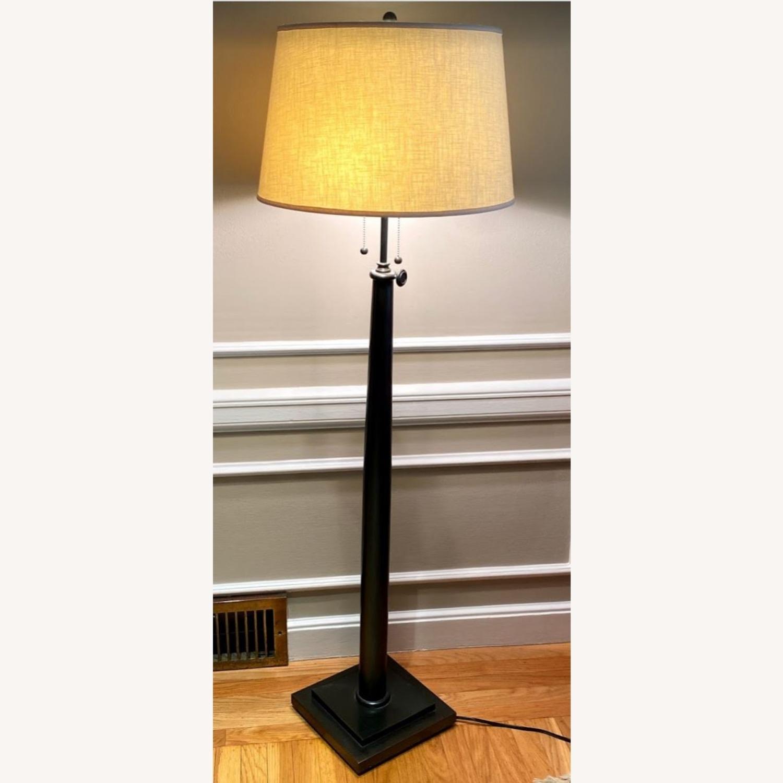 Restoration Hardware Floor Lamp - image-1