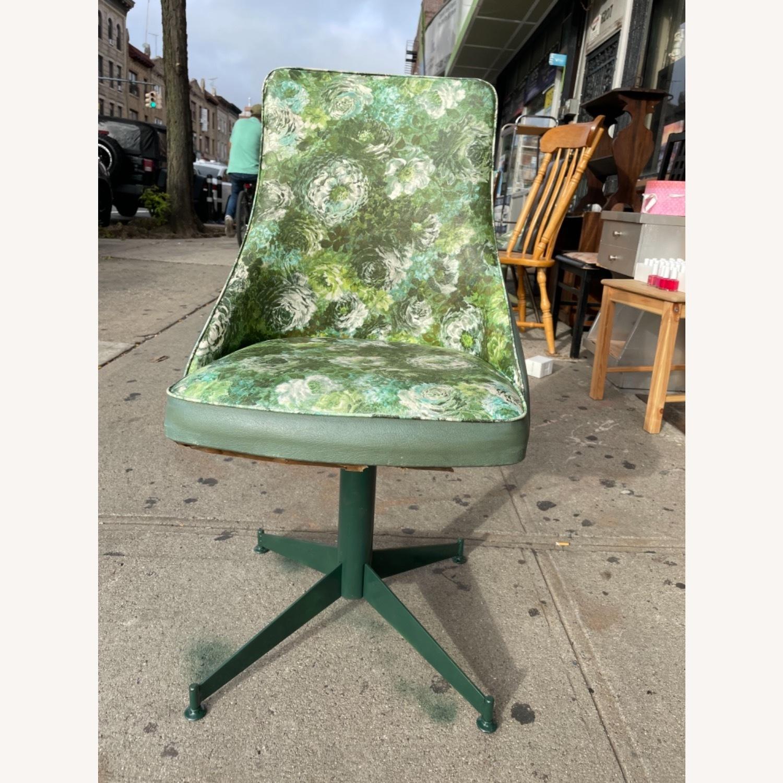 Progressive Mid Century 1950s Swivel Chair - image-2