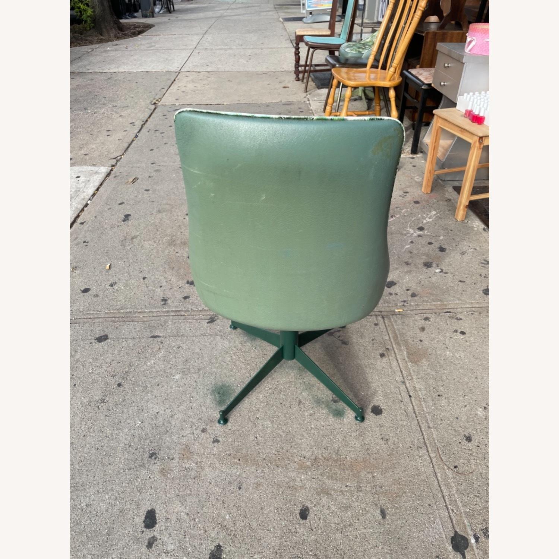 Progressive Mid Century 1950s Swivel Chair - image-8