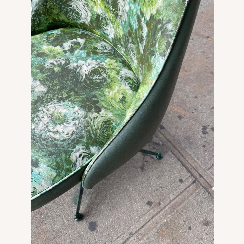 Progressive Mid Century 1950s Swivel Chair - image-18