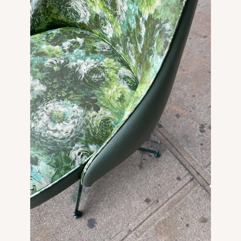 Progressive Mid Century 1950s Swivel Chair - image-10