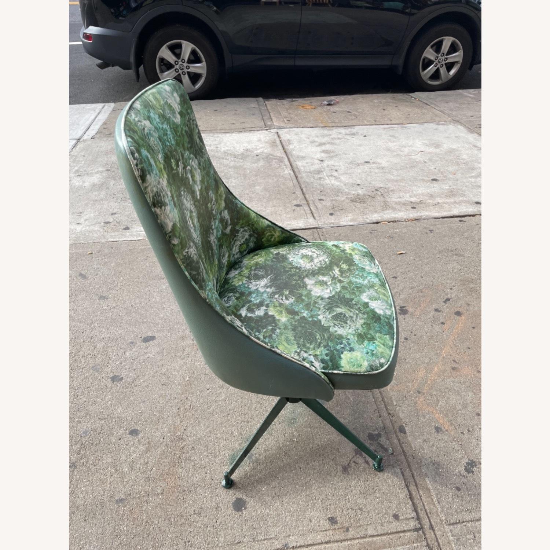 Progressive Mid Century 1950s Swivel Chair - image-9