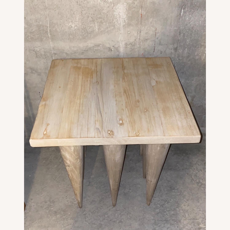 Spike Leg Side Table - image-6