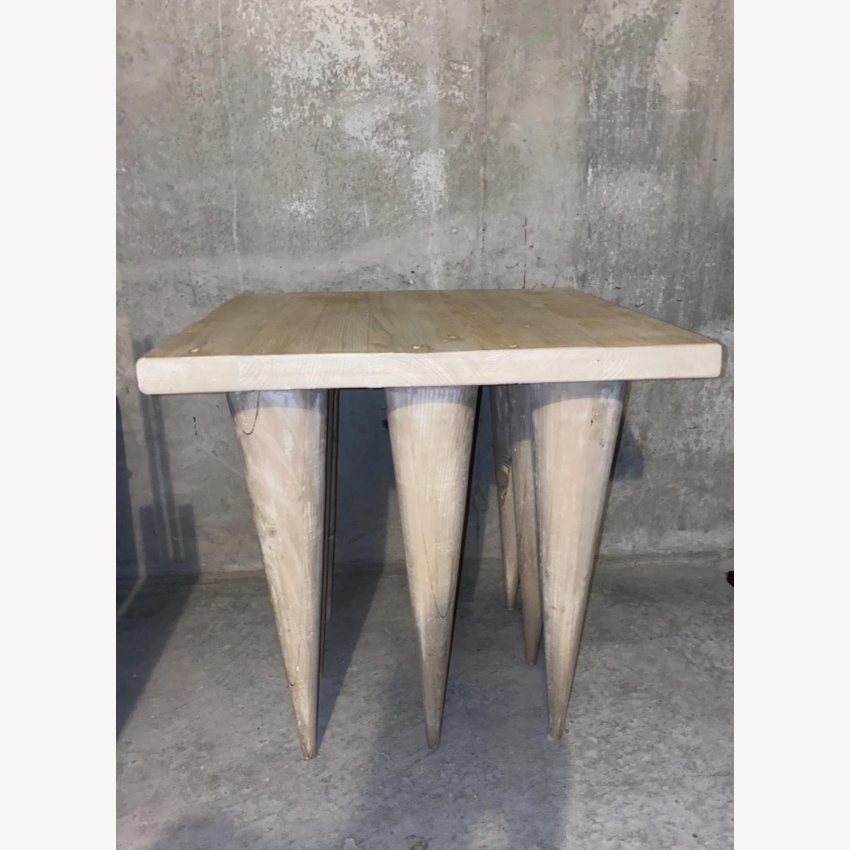 Spike Leg Side Table - image-4