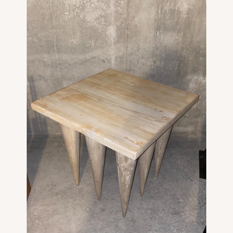 Spike Leg Side Table - image-5