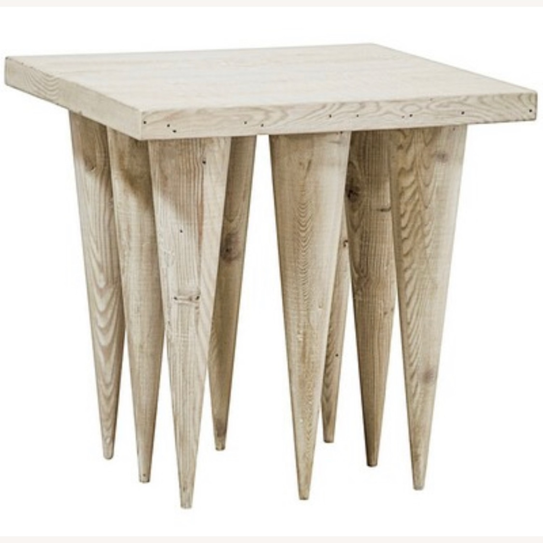 Spike Leg Side Table - image-3