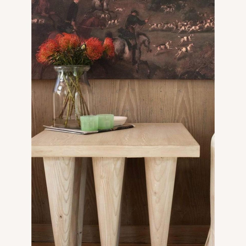 Spike Leg Side Table - image-2