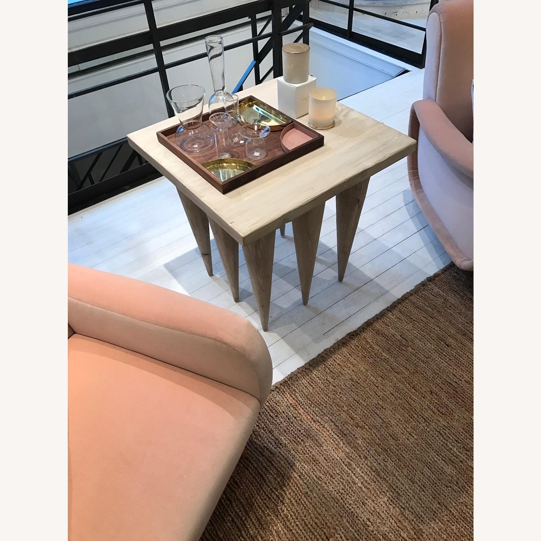 Spike Leg Side Table - image-7