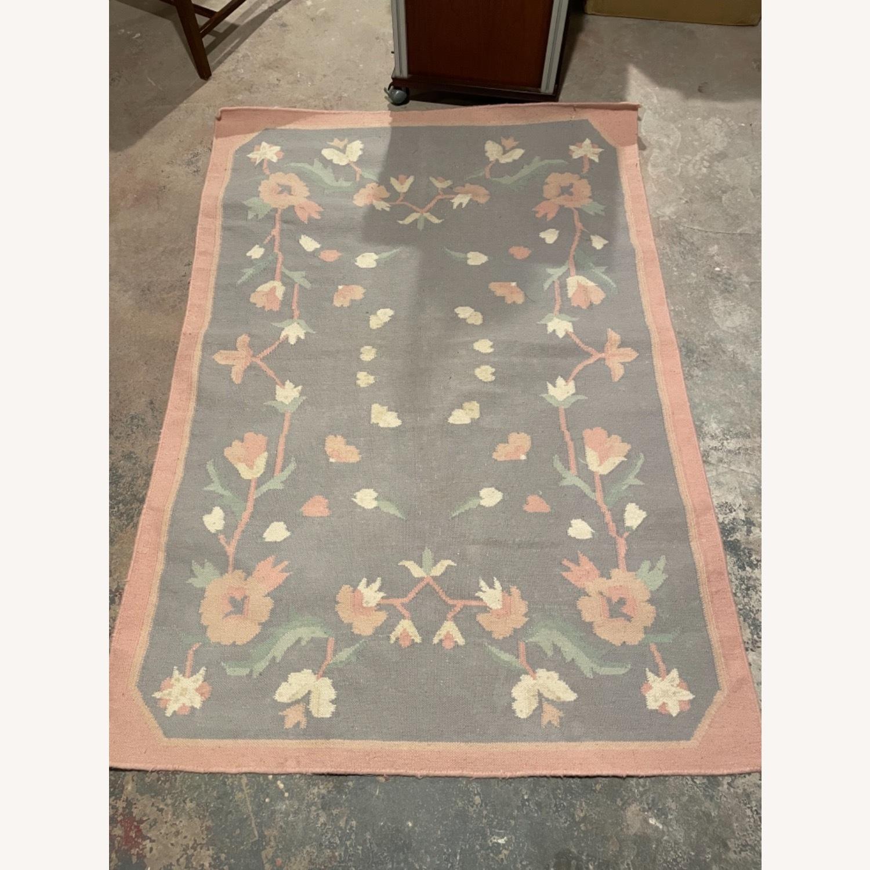 Floral Patterned Rug - image-3