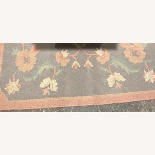 Used Floral Patterned Rug for sale on AptDeco