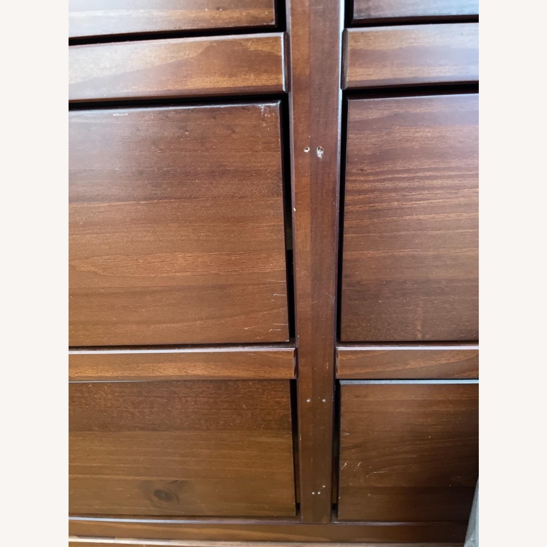 Walker Edison Solid Wood 6 Drawer Dresser - image-2