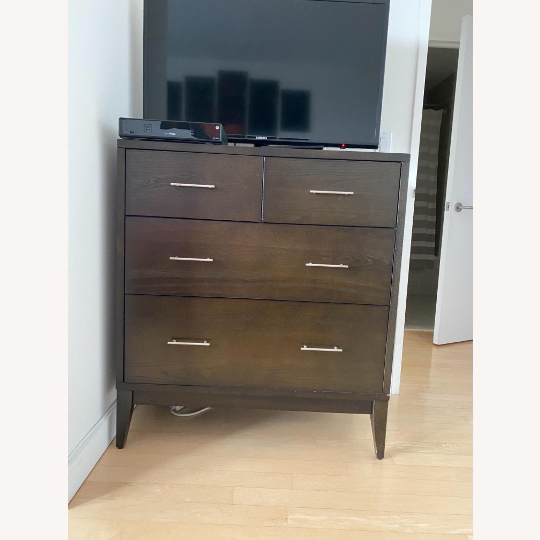 West Elm 4 Drawer Dresser - image-1