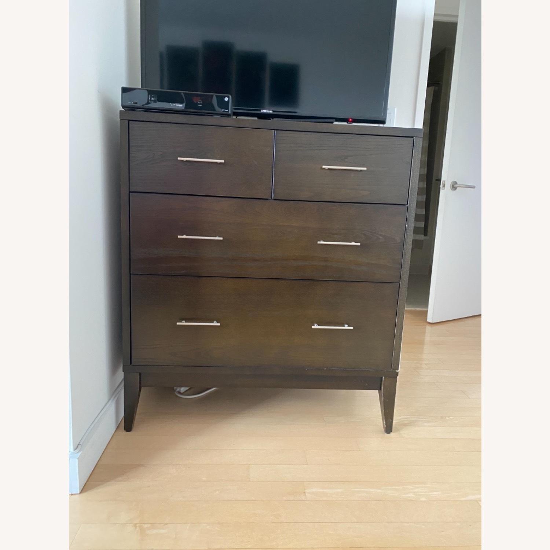 West Elm 4 Drawer Dresser - image-3