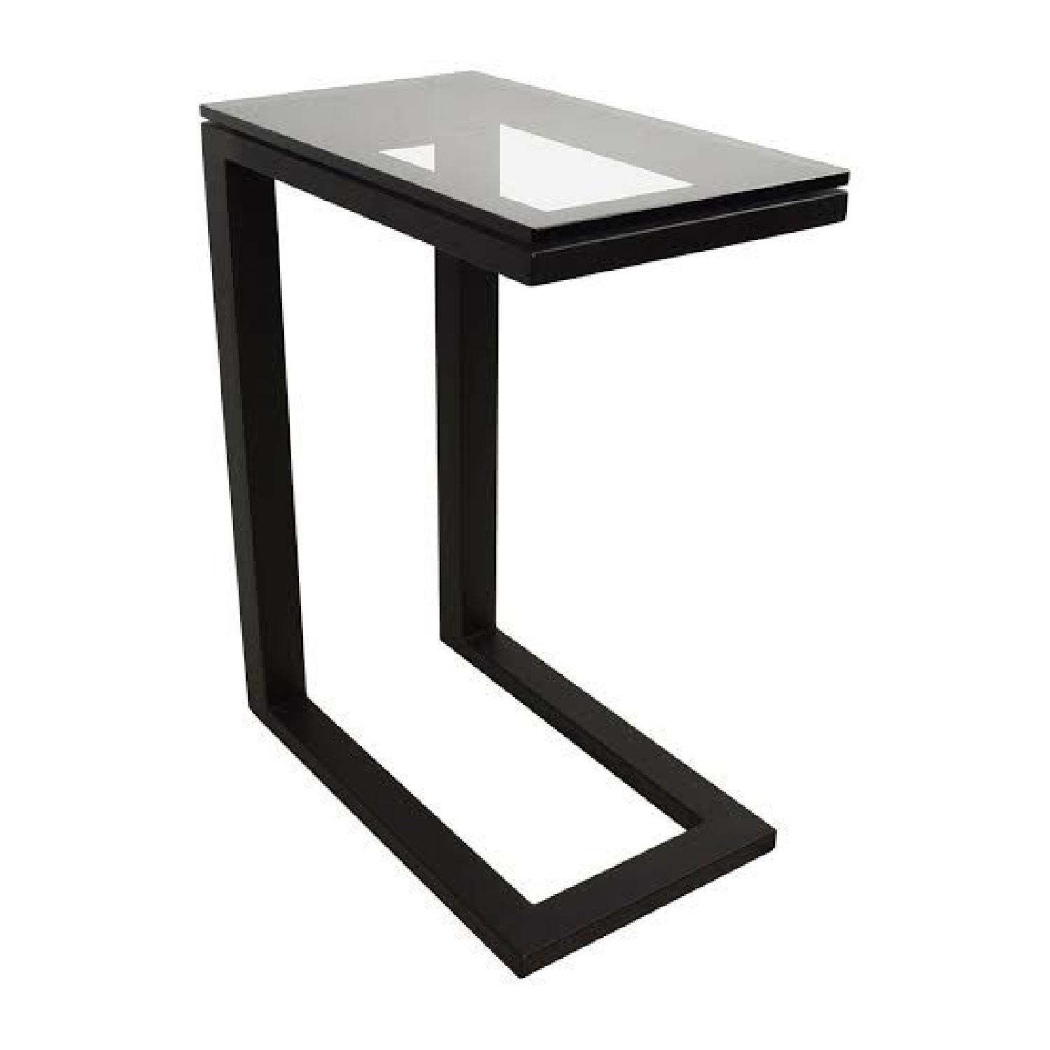 Crate and Barrel Parsons C Table - image-8