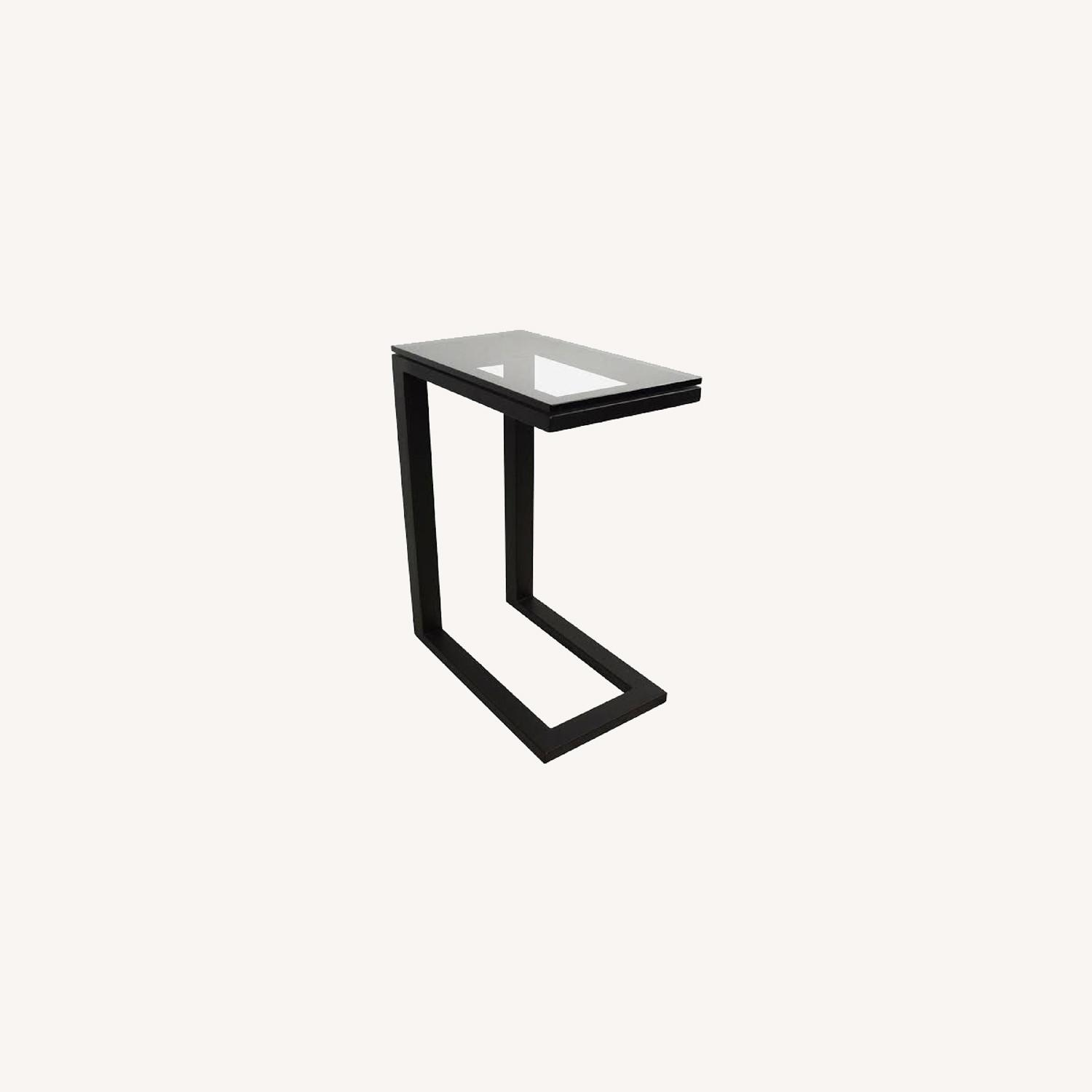 Crate and Barrel Parsons C Table - image-0