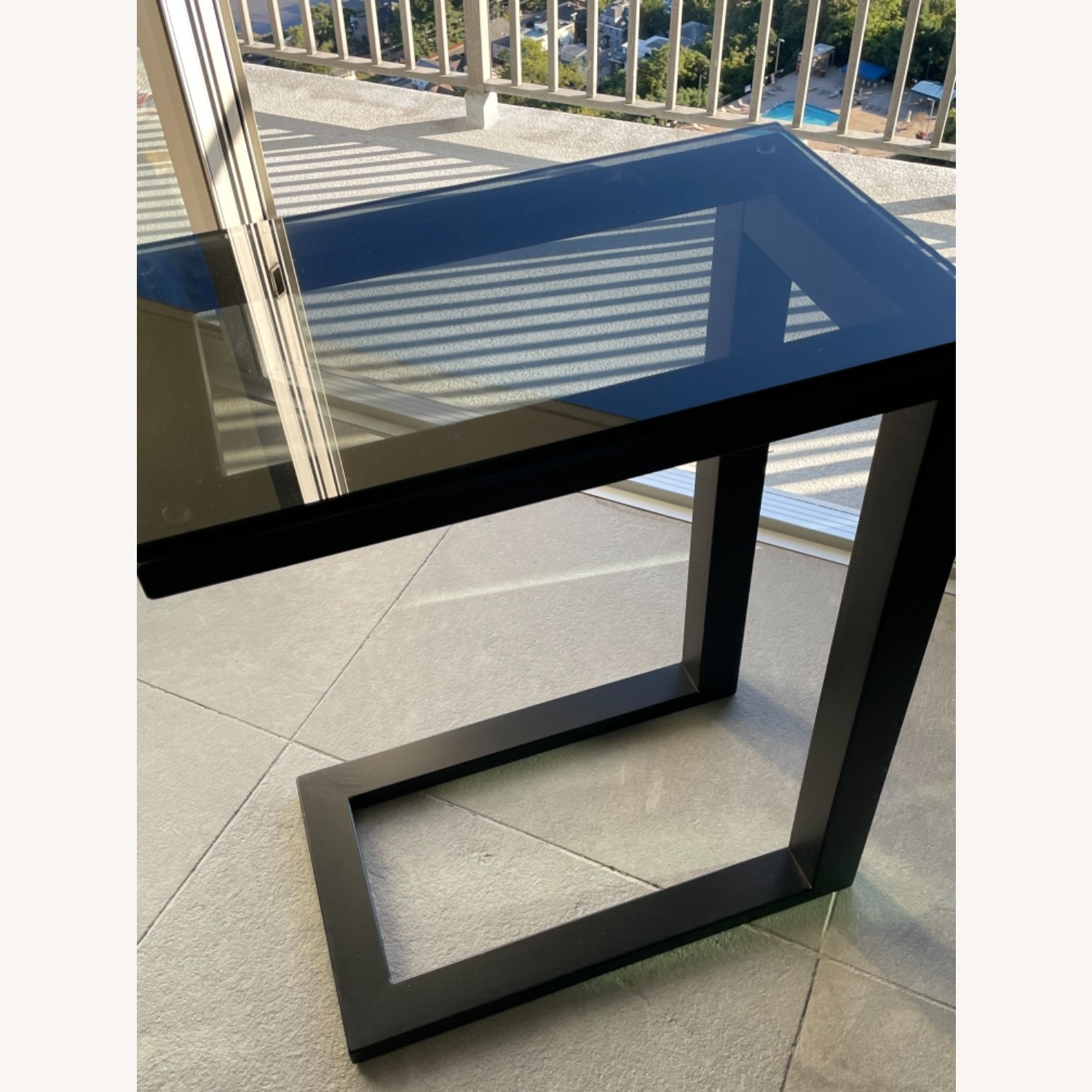 Crate and Barrel Parsons C Table - image-2