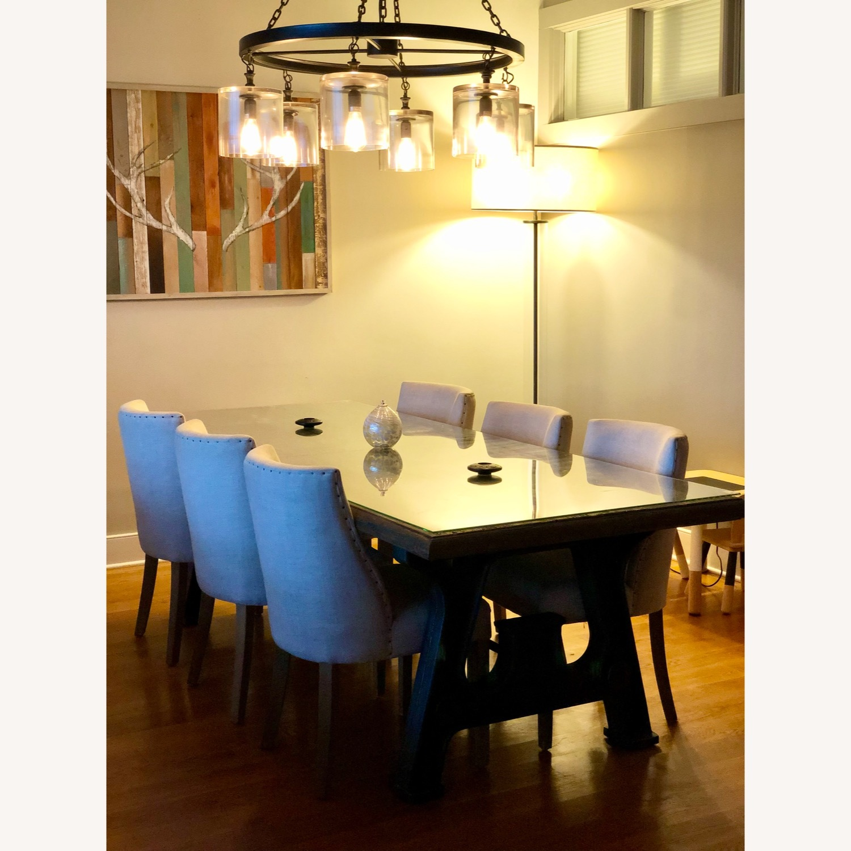 Restoration Hardware Dining Chairs (Set of 6) - image-1